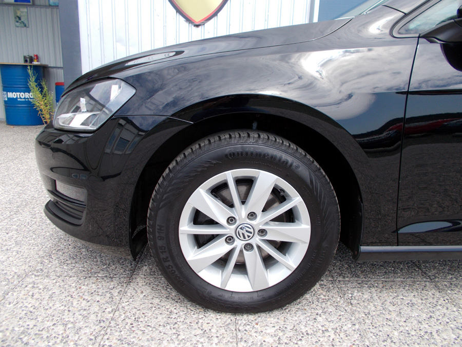 VW Golf Variant VII Rabbit TDI BMT 4motion
