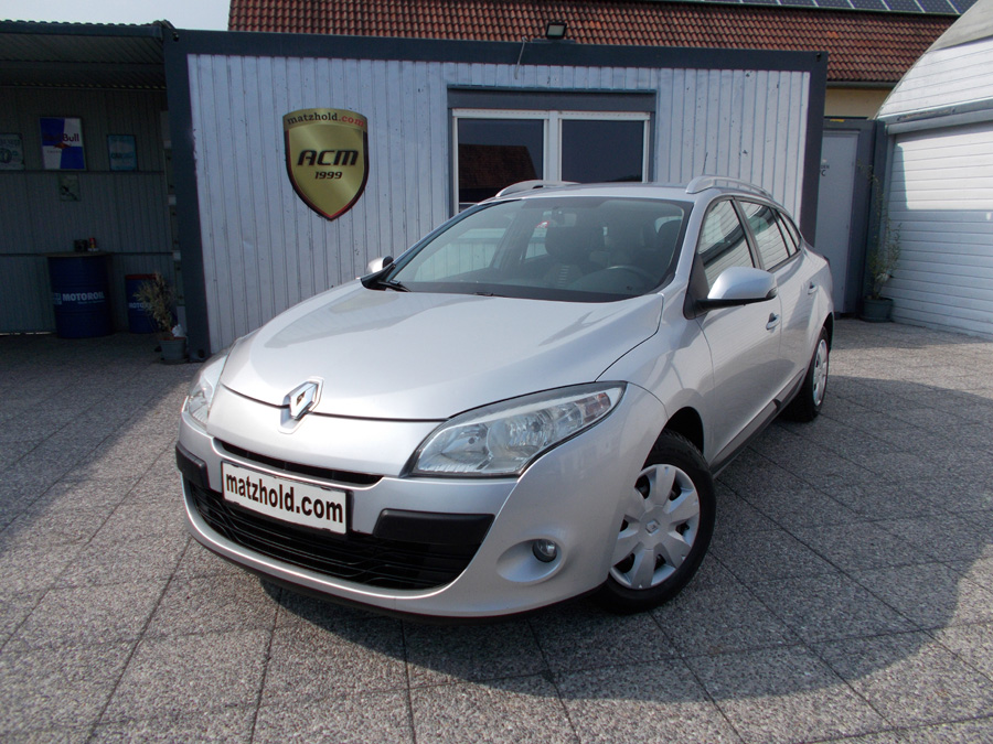 RENAULT Megane Grandtour Expression dCi 90 DPF
