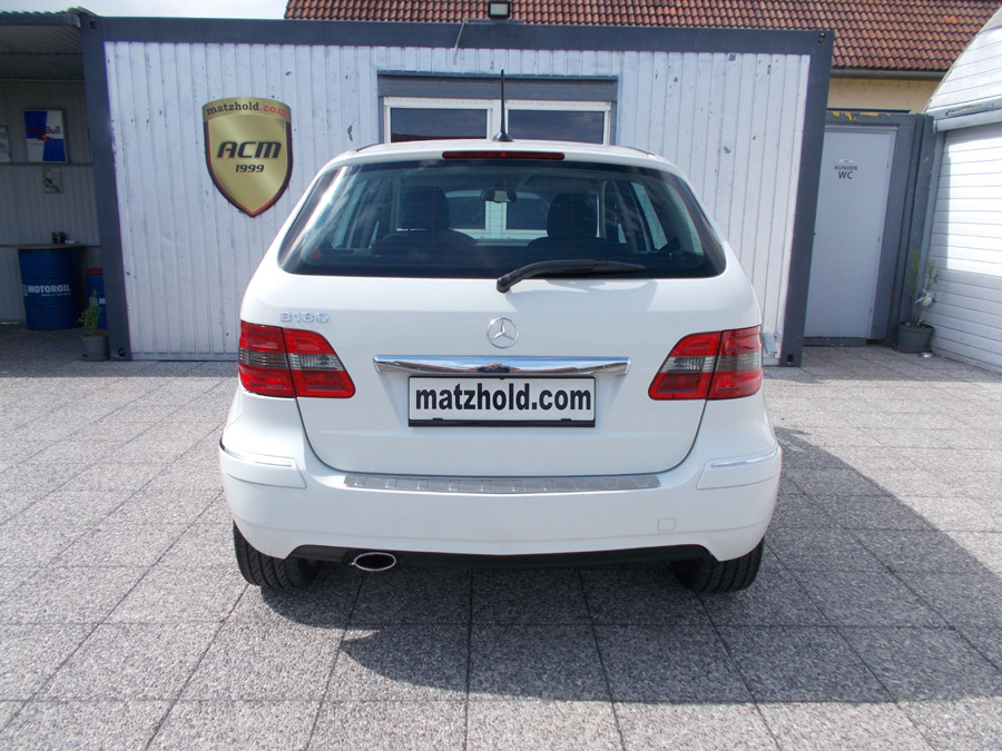 MERCEDES B180 BlueEfficiency