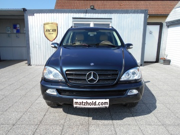 MERCEDES ML 270 CDI Aut.