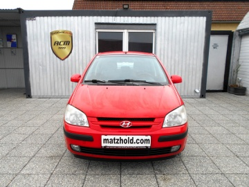 HYUNDAI Getz 1.1 Flair Cool