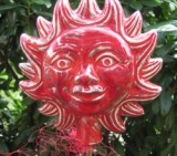 Maholiss - Sonne Gartendekor