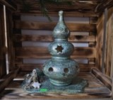 Maholiss - Keramik Baum Stimmungslicht